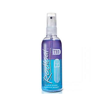 Radical Tan Step 3 Sun Bed Super Dark Designed Formula Tanning Spray - 165ml