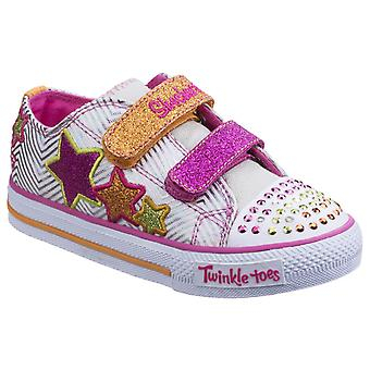 Skechers crianças Twinkle toes S luzes