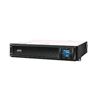 Apc smart-ups smc1500i-2uc 1500 va 900w 6 sockets