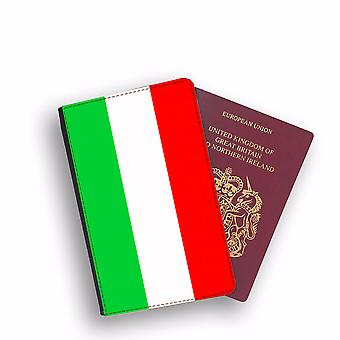 HUNGARY Flag Passport Holder Style Case Cover Protective Wallet Flags design
