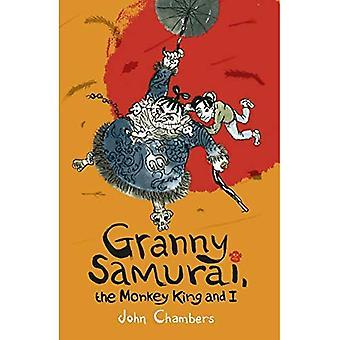 Granny Samurai, apan kungen och jag