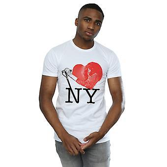 Joey Ramone menn ' s I Heart ny T-skjorte