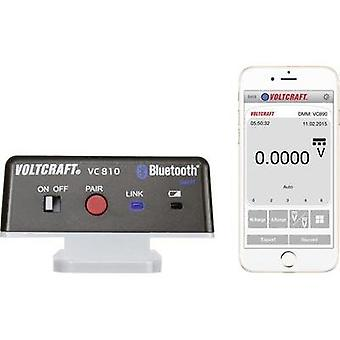 VOLTCRAFT VC810 VC810 Bluetooth® adapter , Compatible with (details) VC830, VC850, VC870, VC880,
