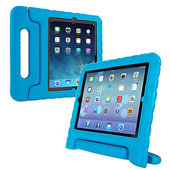 Caseflex Apple iPad Mini 2,3 Silicone Handle Blue