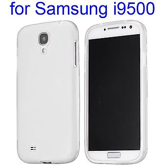 Cover mate lisa, TPU rubber, for Samsung Galaxy S4 i9500 (white)