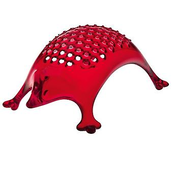 Red Koziol Kasimir Cheese Grater
