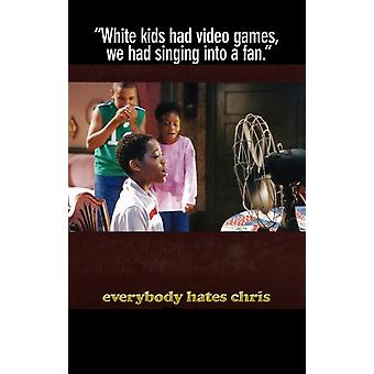 Everybody Hates Chris Movie Poster (11 x 17)