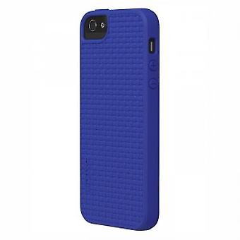 Skech Grip Hock snap on Cover Case iPhone 5 / 5S in blue