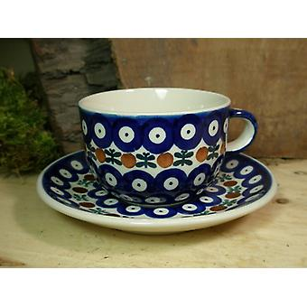 Cup and saucer for tea o. coffee, 200 ml volume, tradition 6 - BSN 21946
