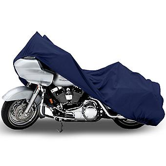 Motorcycle Bike Cover Travel Dust Storage Cover For Harley Dyna Super Glide Sport