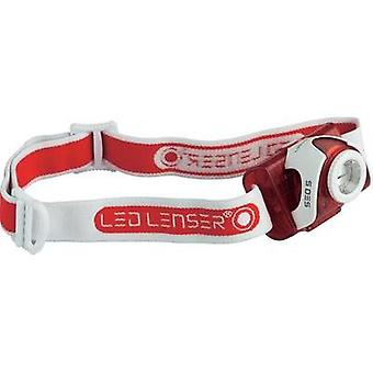 LED Headlamp Ledlenser SEO 5 battery-powered 180 l