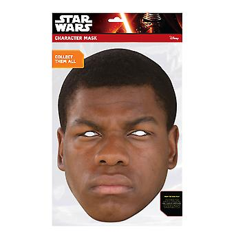 Finn Official Star Wars The Force Awakens Card Party Face Mask