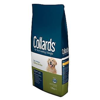 Collards Senior Tyrkiet 12kg