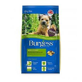 Burgess Free From Artificial Colours And Flavours Rich In Lamb 15kg