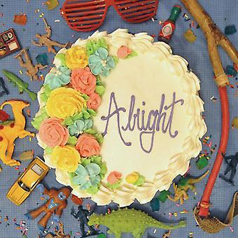 Alright - Alright [Vinyl] USA import