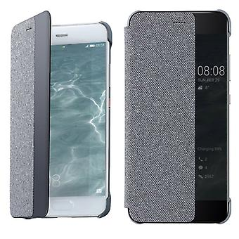 Huawei smart cover sleeve case bag for Huawei P10 plus case grey