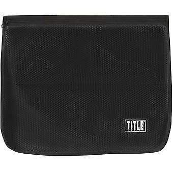 Title Boxing Mesh Handwraps Wash Bag - Large