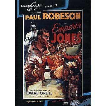 Importar de Estados Unidos [DVD] Emperador Jones (1933)
