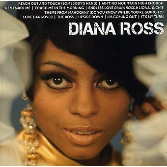 Diana Ross - Icon [CD] USA import
