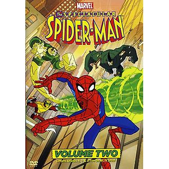 Spectacular Spider-Man Vol. 2-Rise of the Super-Villians [DVD] USA import