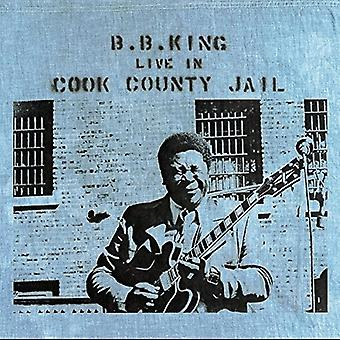B.B. King - Live in Cook Cou(LP) [Vinyl] USA import