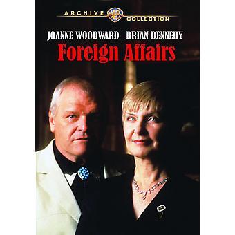 Spraw zagranicznych [DVD] USA import