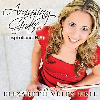 Elizabeth Velez Urie - Amazing Grace [CD] USA import