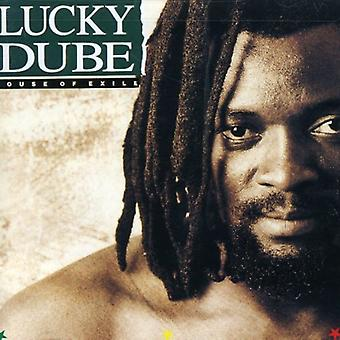 Lucky Dube - House of Exile [CD] USA import