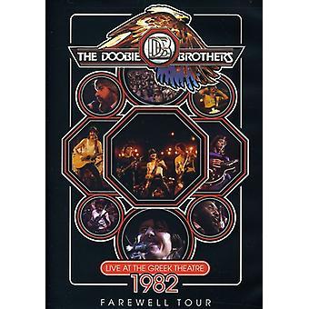 Doobie Brothers - Live på græske teater [DVD] USA importen