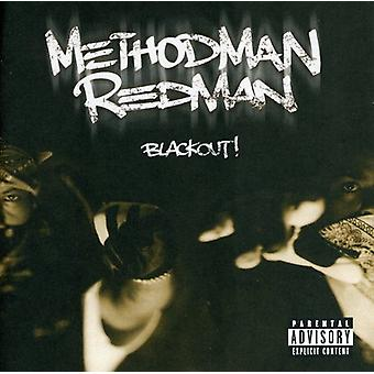 Metodo uomo/Redman - Blackout [CD] USA importare