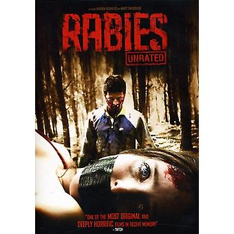 Rabies [DVD] USA import