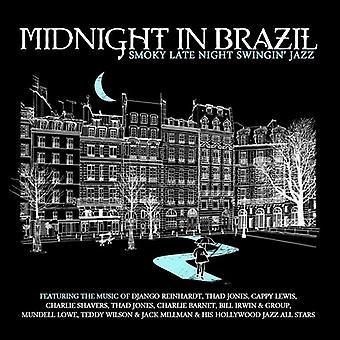 Midnatt i Brasil - midnatt i Brasil [DVD] USA import