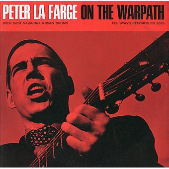 Peter La Farge - Peter Lafarge auf den Kriegspfad [CD] USA import