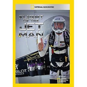 Flight of the Jet Man [DVD] USA import