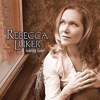 Rebecca Luker - forlader hjemmet [CD] USA import