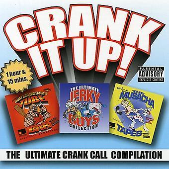 Crank It Up! the Ultimate Crank Call com - Crank It Up! the Ultimate Crank Call com [CD] USA import