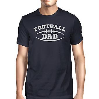 Мужской футбол папа футболку с чувством юмора идеи подарка для футбол вентилятор Папа