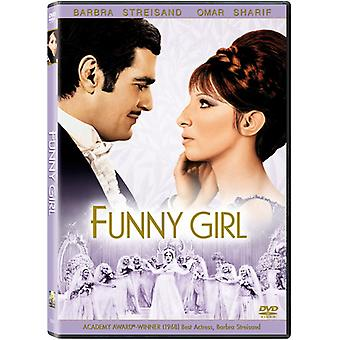 Funny Girl [DVD] USA import
