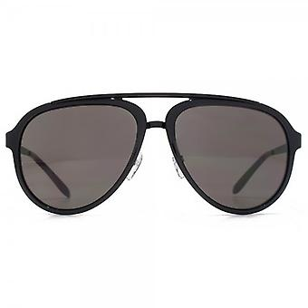 Carrera 96/S Aviator Sunglasses In Black