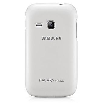 Samsung White cover protective cover galaxy young