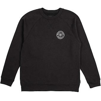 Brixton ed Sweatshirt sort