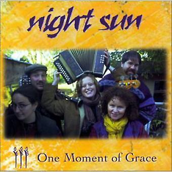 Nat. solen - et øjeblik af nåde [CD] USA importerer
