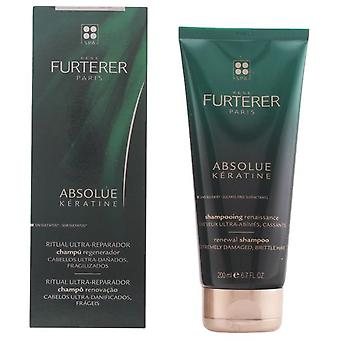 Rene Furterer Rinnovo cheratina Shampoo Absolue No Solfati 200 ml
