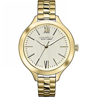 Caravelle New York Ladies' Carla Watch 44L127