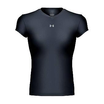 UNTER ARMOUR Damen Tactical Frequenz t-Shirt [Schwarz]