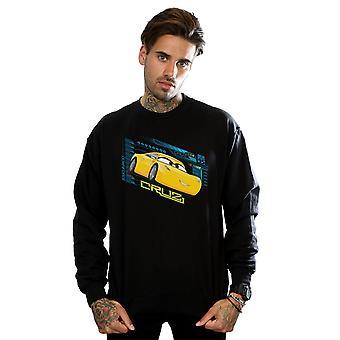 Disney Men's Cars Cruz Ramirez Sweatshirt