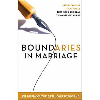 クラウド ・ ヘンリーによる結婚の境界