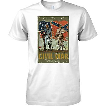 Civil War Was A Blast - American Civil War - Kids T Shirt