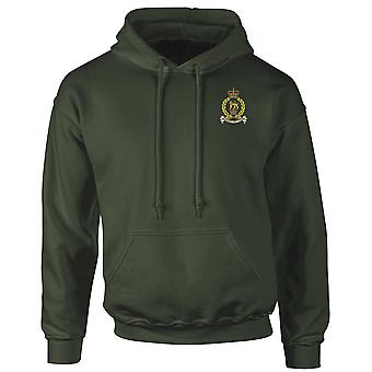 Personalen & personal Support Branch SPSB broderad Logo - officiella brittiska armén Hoodie