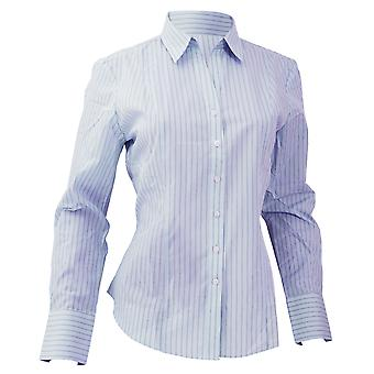 Brook Taverner Ladies/Womens Perano Long Sleeve Blouse